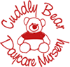 Cuddly Bear Day Care Logo
